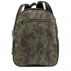 V 1969 Italia Mens Backpack Black FISHER