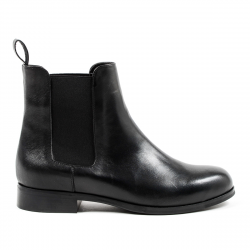 V 1969 Italia Womens Ankle Boot Black ALLY
