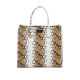 Dee Ocleppo Womens Holdall Tote DC207 PITONE GIALLO