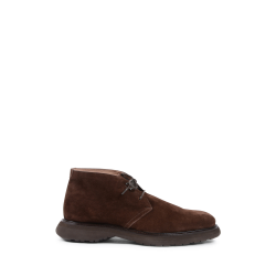 Salvatore Ferragamo Bottines Homme Marron BERNARD