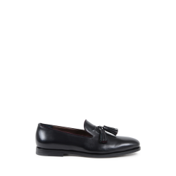 Salvatore Ferragamo Mens Loafer Black BOWERY