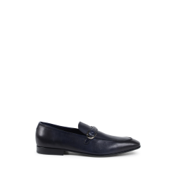 Salvatore Ferragamo Mens Loafer Navy Blue CARLO