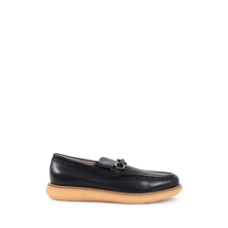 Salvatore Ferragamo Mens Loafer Black CARMINE