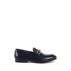 Salvatore Ferragamo Mens Loafer Navy Blue CESARE