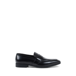 Salvatore Ferragamo Mens Loafer Black DJANGO
