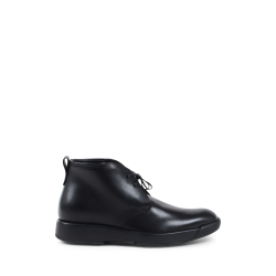 Salvatore Ferragamo Mens Ankle Boot Black DORRIS