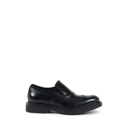 Salvatore Ferragamo Mens Brogue Black DOWLING