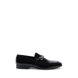 Salvatore Ferragamo Mens Loafer Black FUNES 2