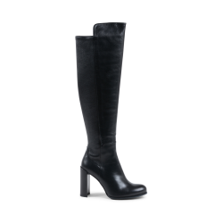 Stuart Weitzman Womens High Boot Black ALLJILL