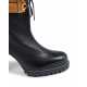 Stuart Weitzman Womens Short Boot Black BRONWYN