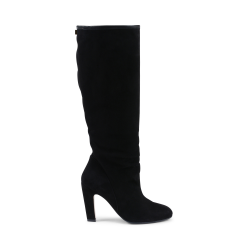 Stuart Weitzman Womens High Boot Black CHARLIE
