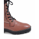 Stuart Weitzman Womens Short Boot Brown ELSPETH