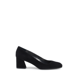 Stuart Weitzman Womens Pump Black MARYMID