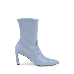 Stuart Weitzman Womens Ankle Boot Light Blue RAPTURE 75
