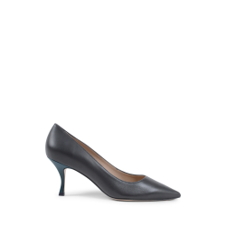 Stuart Weitzman Womens Pump Dark Grey TIPPI