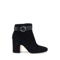 Michael Kors Womens Ankle Boot Black ALANA