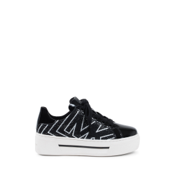 Michael Kors Womens Sneaker Black ASHLYN
