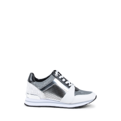 Michael Kors Womens Sneaker Silver BILLIE