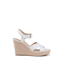 Michael Kors Womens Wedge Sandal White KADY