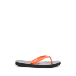 Michael Kors Damen Flip Flops Orange SHINY