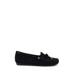 Michael Kors Womens Loafer Black SUTTON