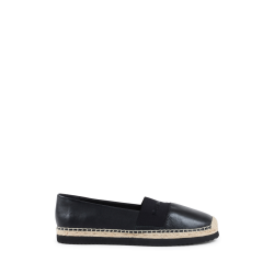 Michael Kors Womens Slip On Espadrille Black VICKY