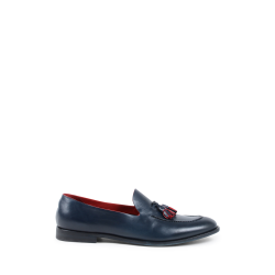 Fratelli Rossetti Mens Loafer Navy Blue 12791 DETROIT MARINE