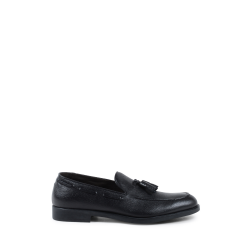Fratelli Rossetti Mens Loafer Black 45962 NOTTINGHAM NERO