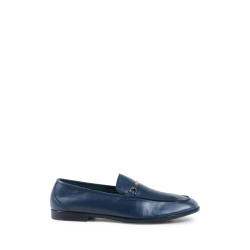 Fratelli Rossetti Mens Loafer Navy Blue 51946 SPLENDOR NAPPA NAVY