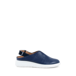 Fratelli Rossetti Womens Slip On Sneaker Blue 75566 HIVE BLU