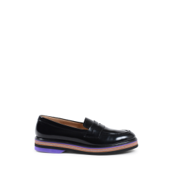 Fratelli Rossetti Womens Loafer Black 75616 CHESTER NERO