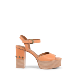 Chloè Womens Sandal Tan SB30081 NATURAL PERGAMENA