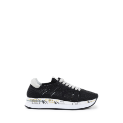 Premiata Womens Sneaker Black CONNYI 1953