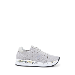 Premiata Womens Sneaker Light Grey CONNYI 1954