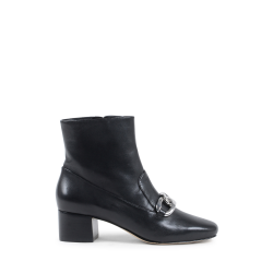 Michael Kors Womens Ankle Boot Black VANESSA