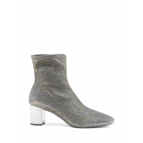 Michael Kors Womens Ankle Boot Gold PALOMA