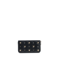 Salvatore Ferragamo Womens Wallet Black 22D366 695329