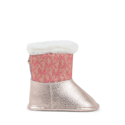 Michael Kors Girls Short Boot Prewalker Multicolor ZIA BABYLIN ROSE GL