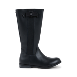 Michael Kors Girls Boot Black ZIA EMMA VALLEY BLACK