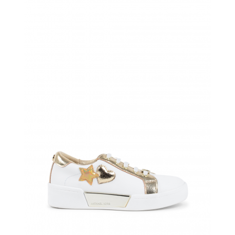 Michael Kors Girls Sneaker White ZIA GUARD ZONE WHITE
