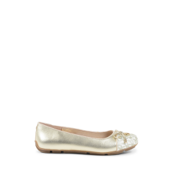 Michael Kors Girls Ballerina Gold ZIA ROVER KERR GOLD