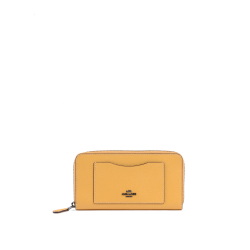 Coach Womens Wallet Yellow 54007 HONEY