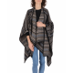 Missoni Woman Cape Multicolor MANTWOD56760004