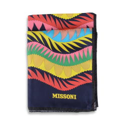 Missoni Womens Stole Multicolor SA73TWD63160001