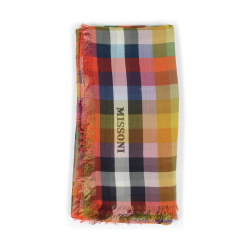 Missoni Womens Shawl Multicolor SL80SMU66480001