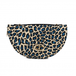 Dee Ocleppo Womens Clutch S102 TACOS BLUE