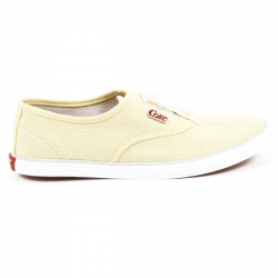 Coca Cola ladies sneakers CCA0313 ALL DAY YELLOW