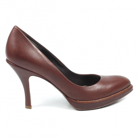 Sebastian Milano ladies pump S4035 LOS ANGELES BOTTOLATO TG MARR-CIOCC