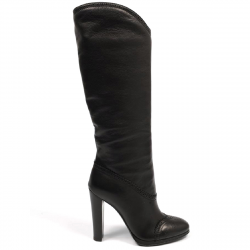 Sebastian Milano high boot S3942 LOS ANGELES BOTTALATO TG NERO