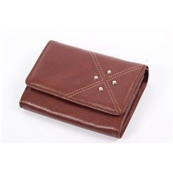 Tod's womens wallet WCAJBB-300 RUST